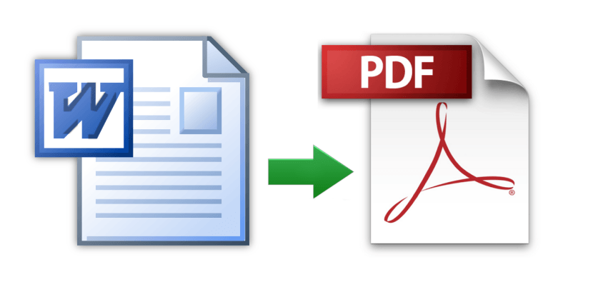 تحويل الملفات من ورد إلى PDF- word-to-pdf