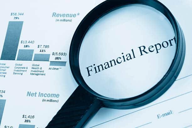 كتاب التقارير المالية باللغة الانجليزية pdf