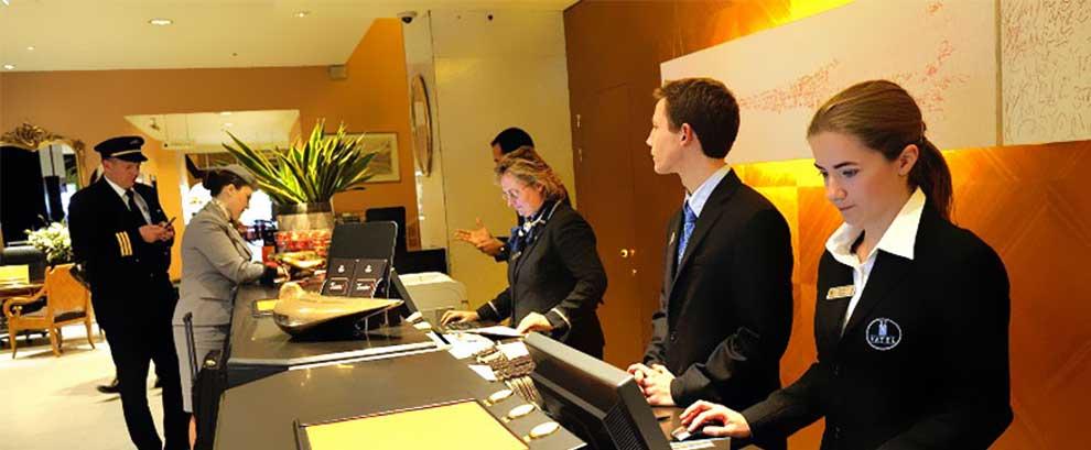 كتاب شرح الإدارة الفندقية hotel management pdf