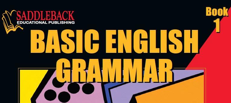 Photo of كتب تعلم أساسيات قواعد اللغة الإنجليزية Basic English grammar