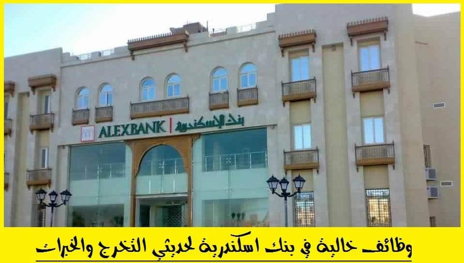 Photo of طريقة التقديم في بنك اسكندرية لحديثي التخرج والامتحانات