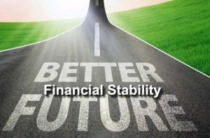 الاستقرار المالي وتحقيق الاستقرار المالي