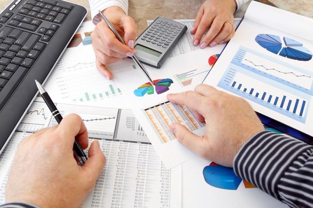 تمرين ومثال عملي محلول على القوائم المالية