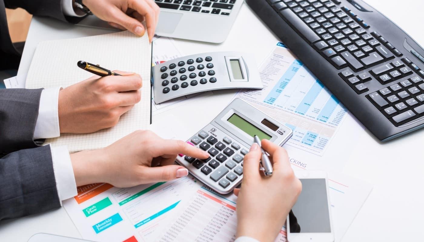 تمرين ومثال عملي محلول على العمليات التمويلية