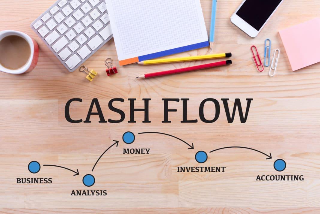 شرح قائمة التدفقات النقدية